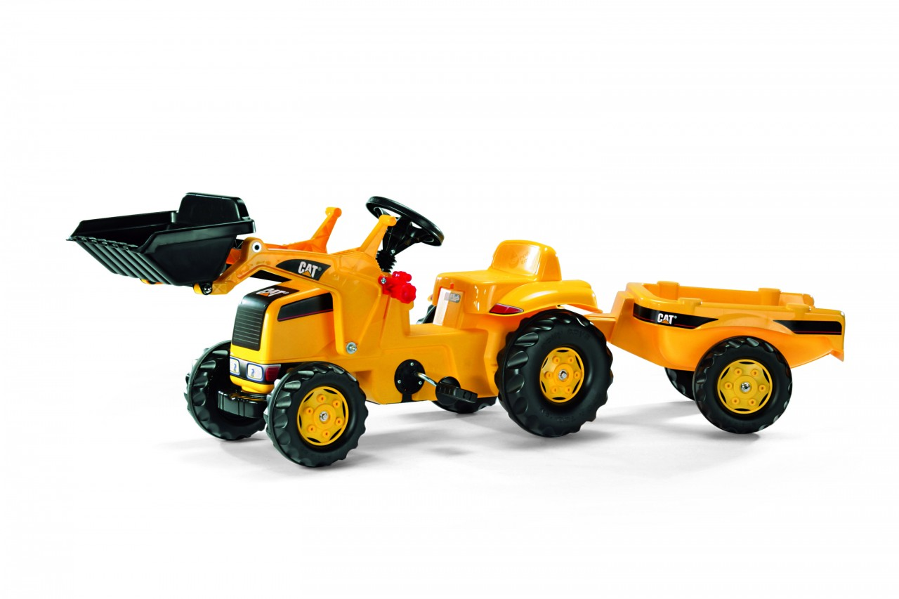 RollyKid CAT Frontend Loader and Trailer 23288