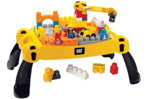 CAT Table and Ultimate Construction Site play set 07860U