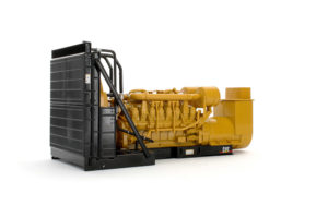 CAT 3516B Engine Generator Set 55100