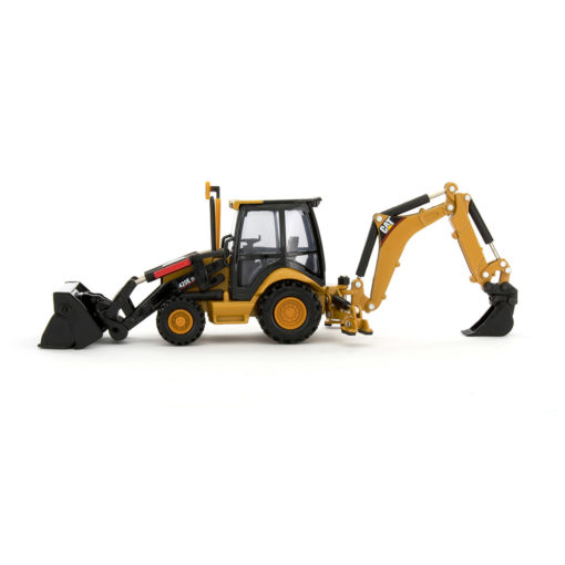 CAT 420E Centre Pivot Backhoe Loader with work tools 55143