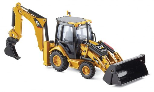 CAT 432E Side Shift Backhoe Loader with work tools 55149