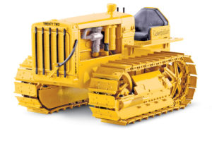 CAT Twenty-Two Track Type Tractor (FEE CAP OFFER) 55154