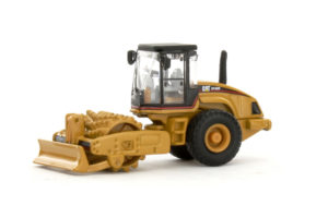 CAT CP-563E Padfoot Drum Soil Compactor 55156