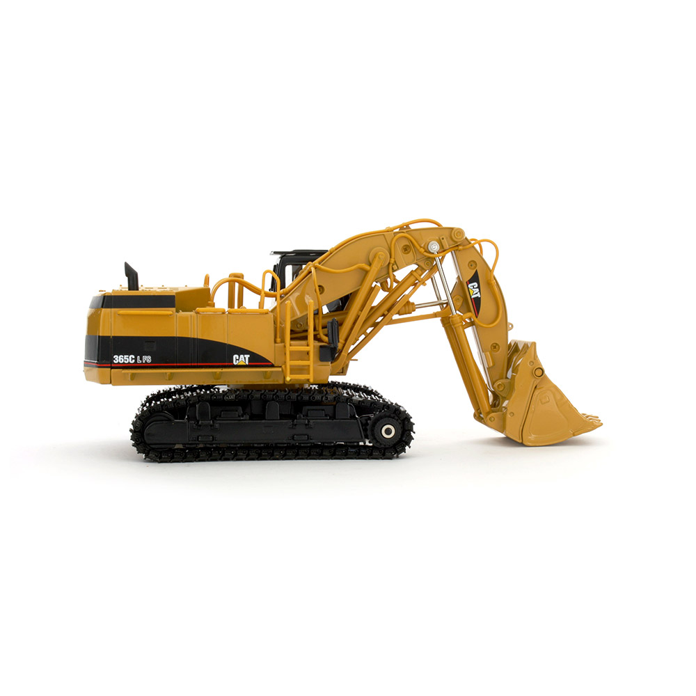 CAT 365C Front Shovel with Metal Tracks 55160