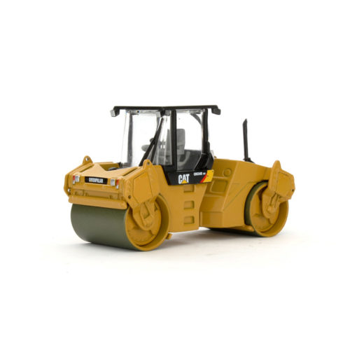 CAT CB-534D XW Vibratory Asphalt Compactor with closed cabin 55164
