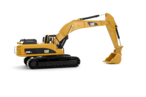 CAT 330D L Excavator with Metal Tracks 55199