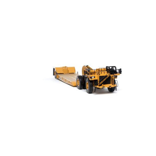 CAT 784C Tractor with Towhaul Classic Lowboy Trailer 55220