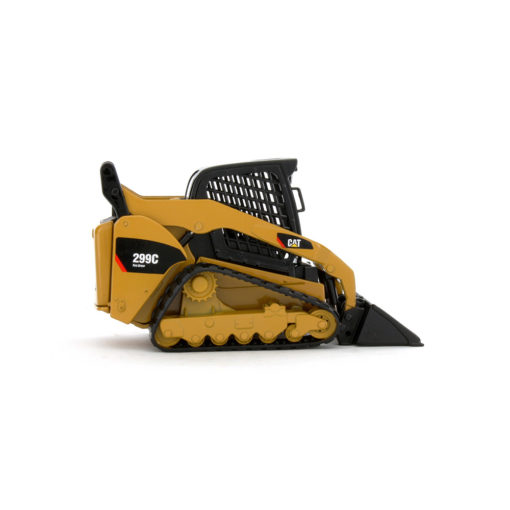 CAT 299C Compact Track Loader with work tools 55226