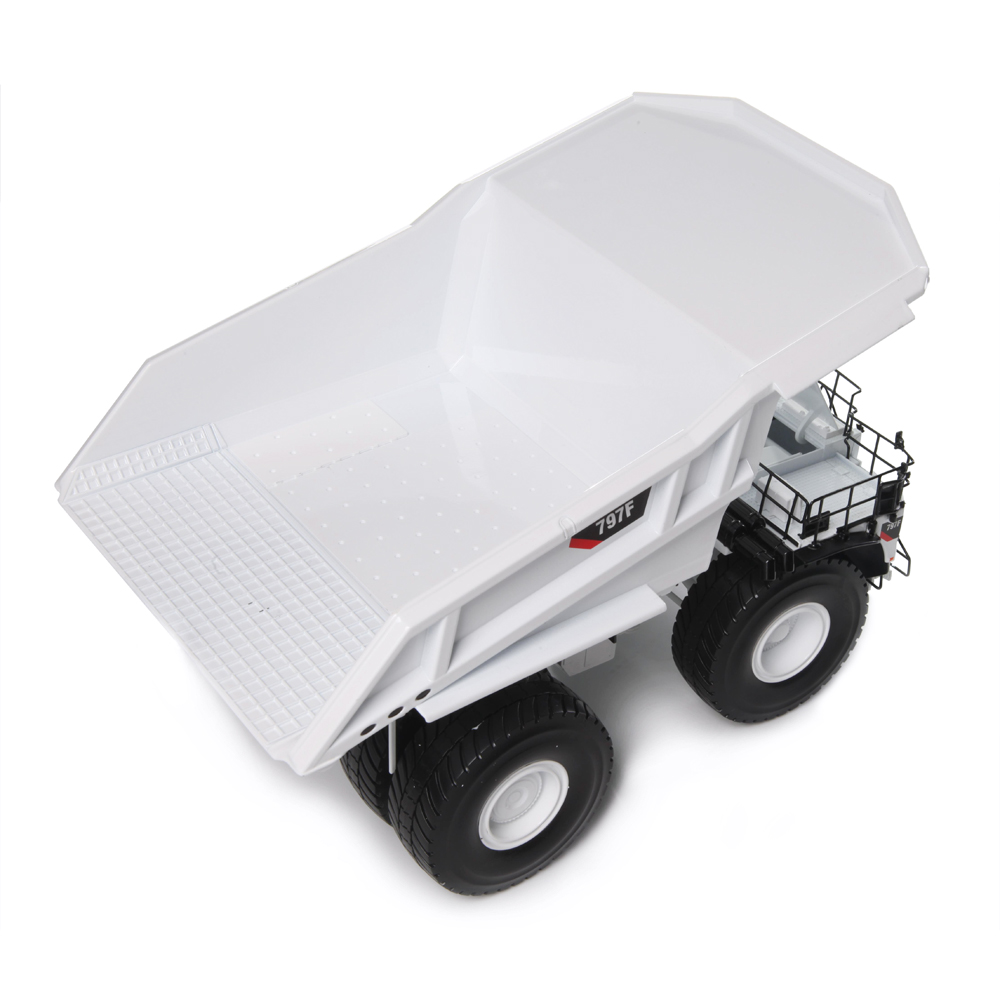 CAT 797F Off Highway Truck - White~ Limited 2500 pcs ~ 55243