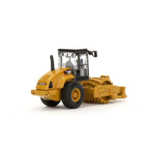 CAT CS-56 Padfoot Drum Vibratory Soil Compactor 55247