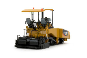 CAT AP655D Asphalt Paver with Canopy 55258