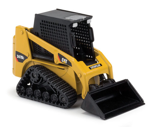 CAT 247B3 Multi Terrain Loader 55269