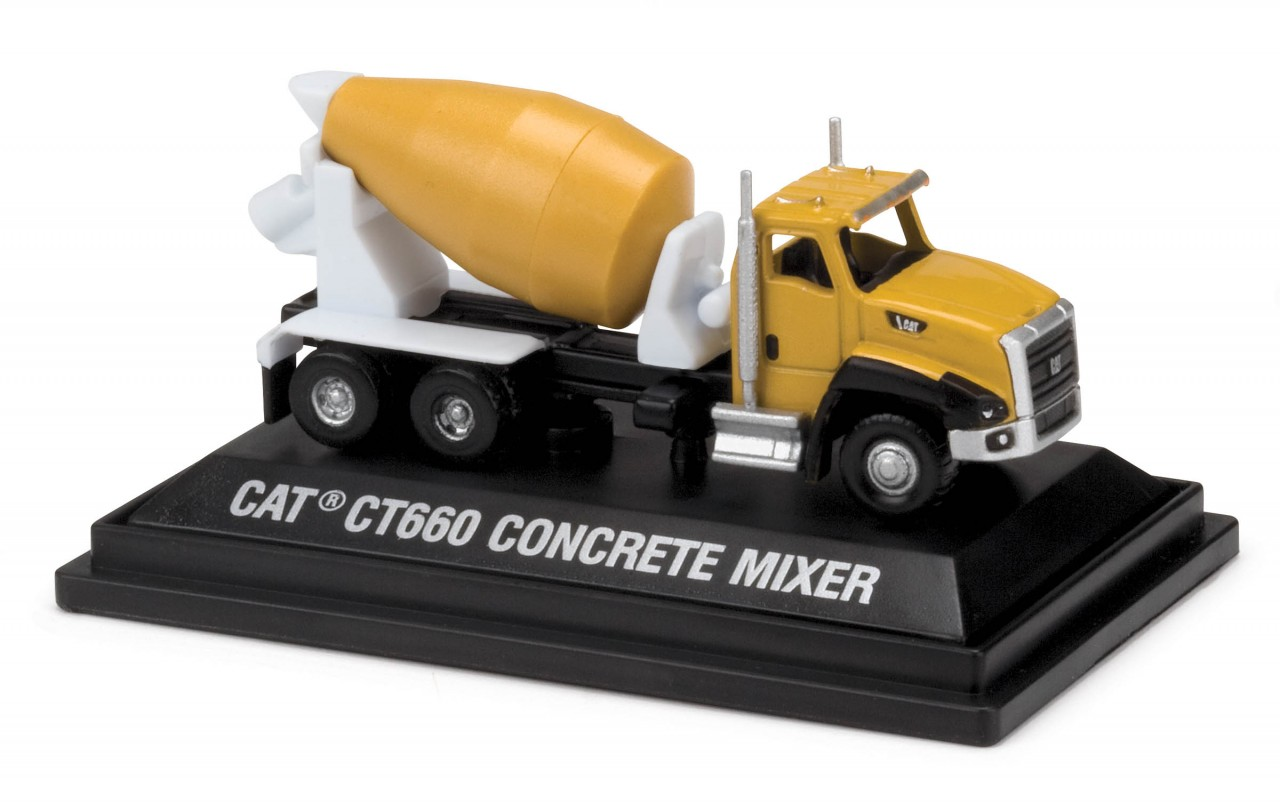 CAT CT660 Concrete Mixer minis 55461