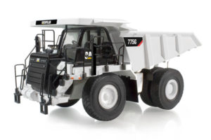 CAT 1:50 scale White 775G Mining Truck - Limited Edition TR30002-02