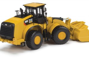 CAT 980K Wheel Loader - Material Handling Configuration 55289