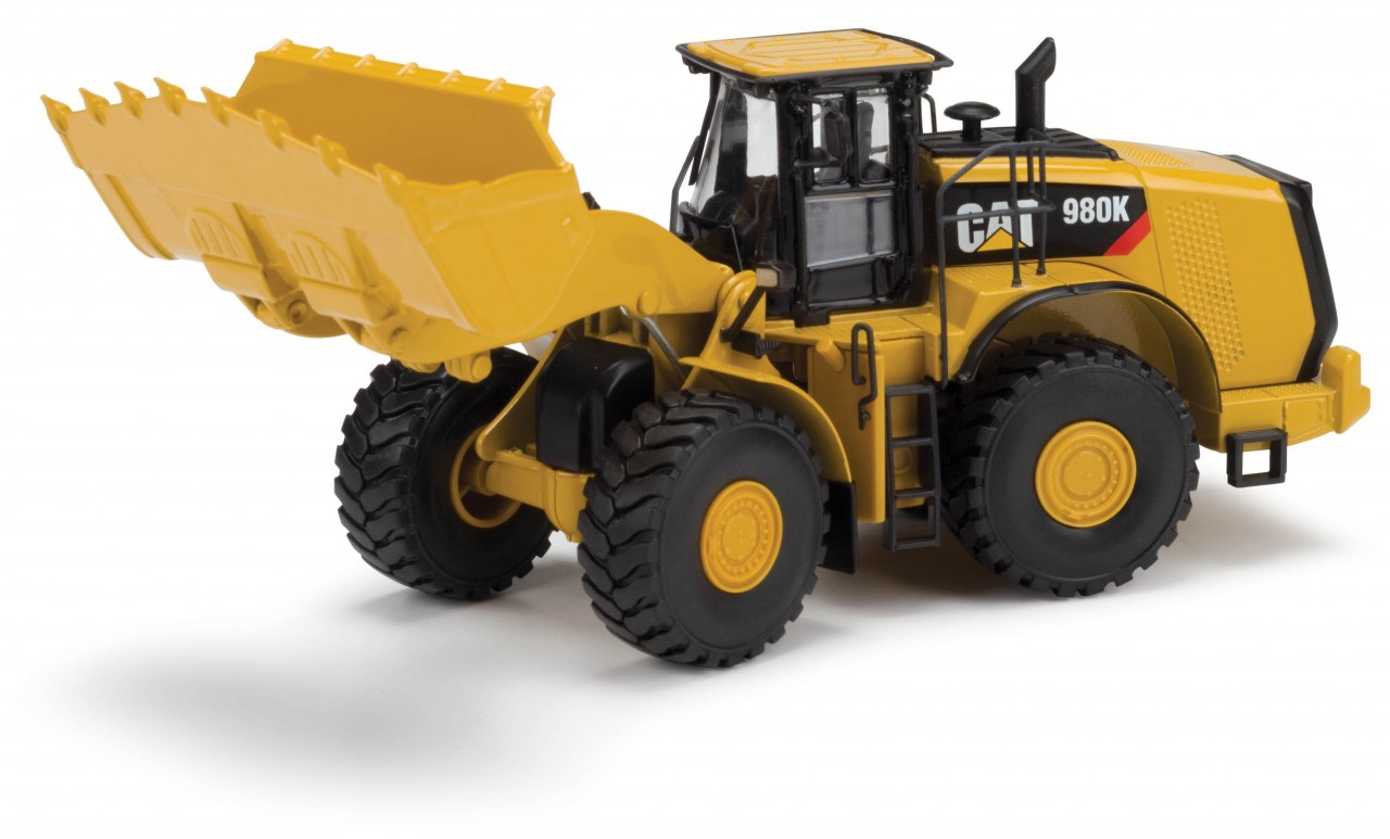 CAT 980K Wheel Loader - Rock Configuration 55296