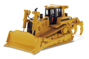 CAT D8R Track-Type Tractor with metal tracks 85099