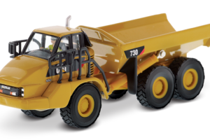 CAT 730 Articulated Truck 85130