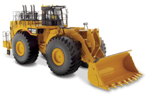 CAT 994F Wheel Loader 85161
