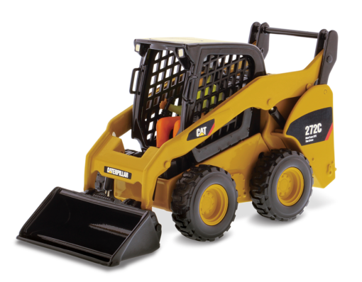 CAT 272C Skid Steer Loader with work tools 85167