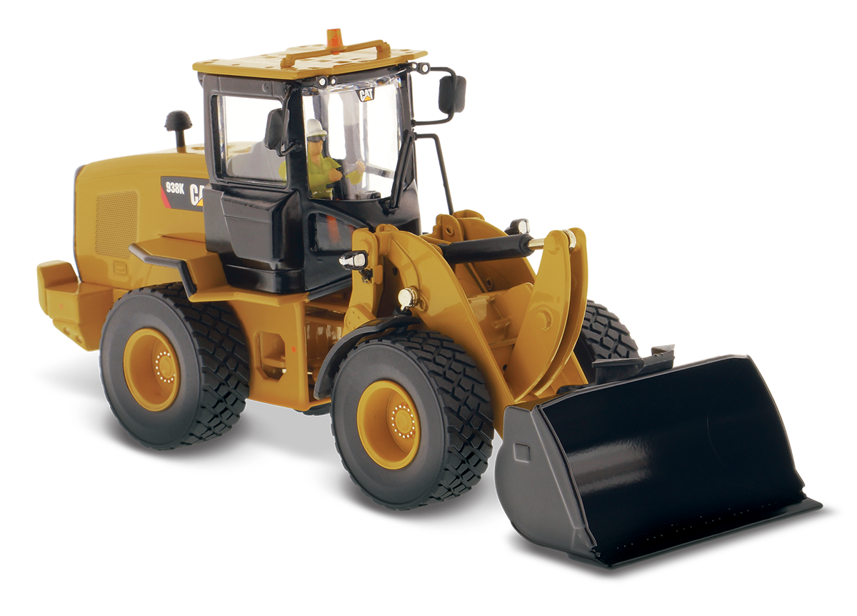 CAT 938K Wheel Loader 85228