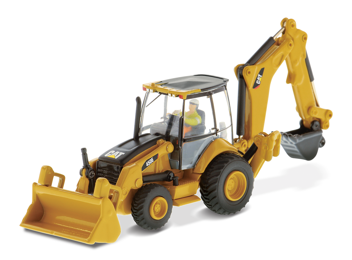 CAT 450E Backhoe Loader 85263