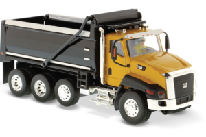 CAT CT660 Dump Truck - Yellow 85290