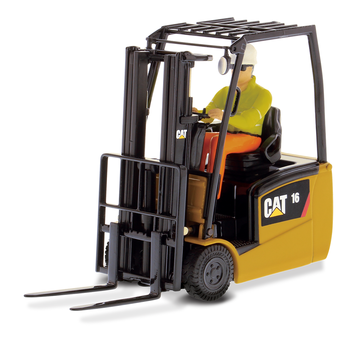 CAT EP16(C)PNY Lift Truck 85504