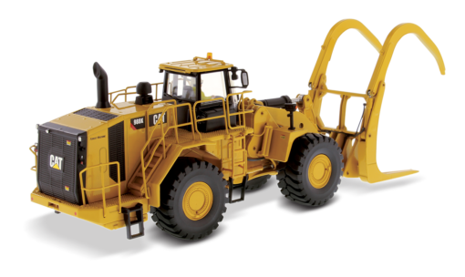 CAT 988K Wheel Loader with grapple 85917