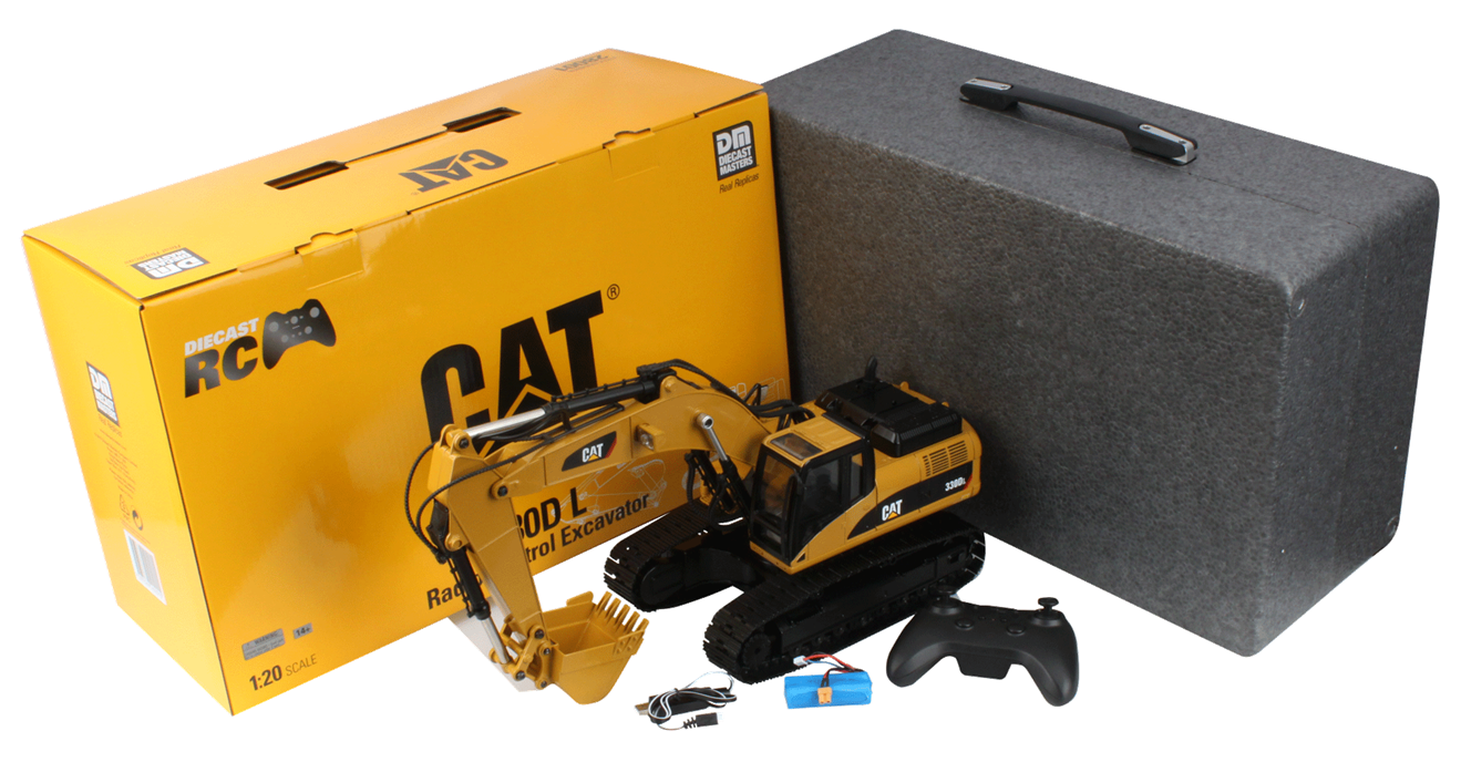 Cat 1 20 Scale Diecast 330d L Excavator 28001 Australian Shipping Only Catmodels Com