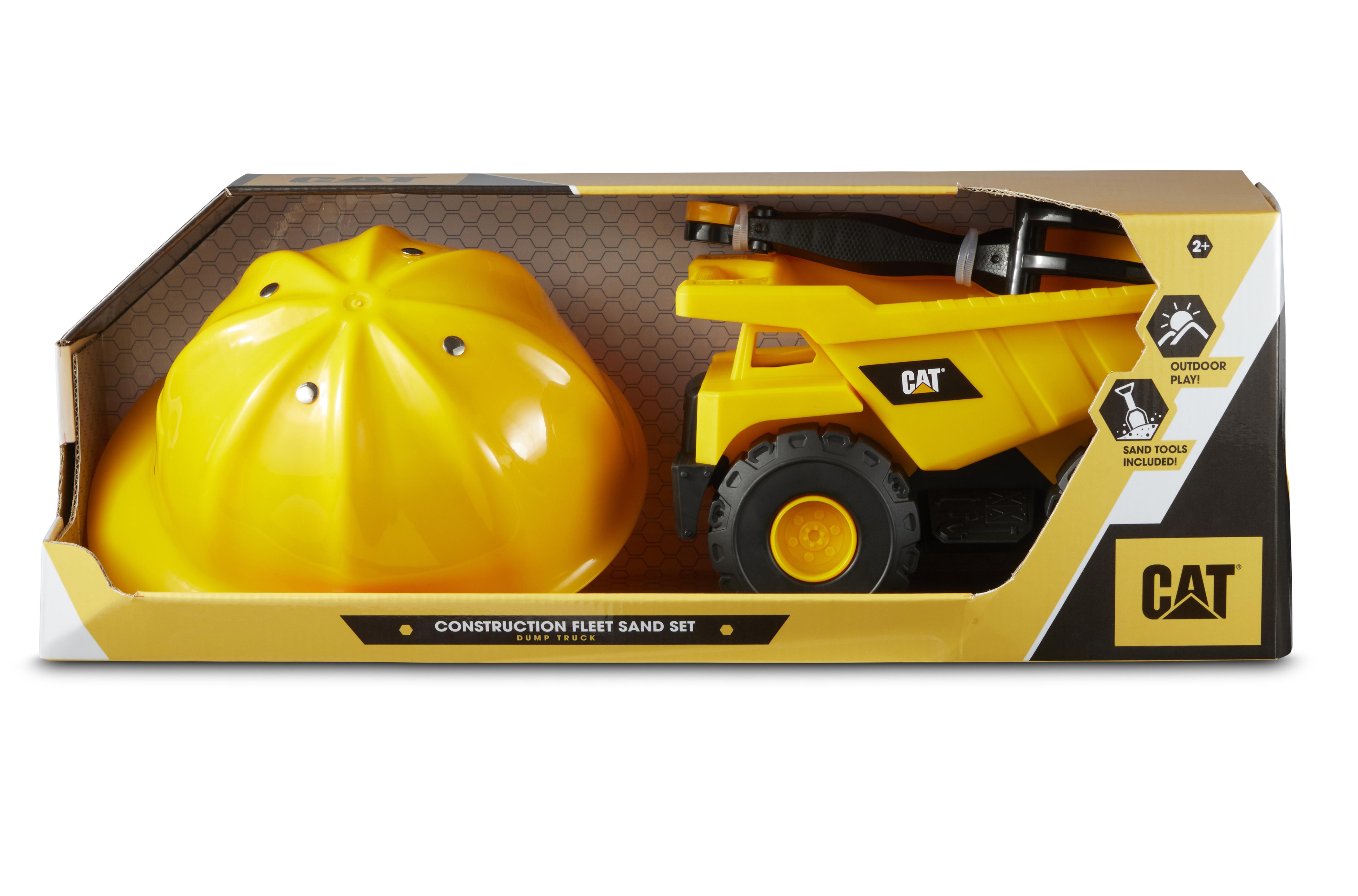 Cat Sand Set With 10 Quot Dump Truck 82061s Catmodels Com